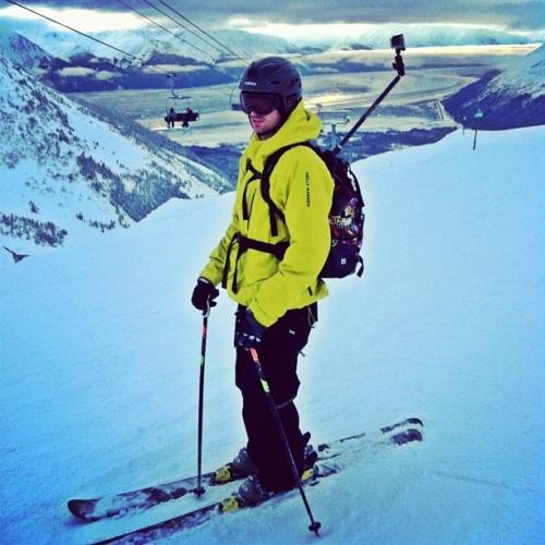 GoPro Vuvantage Bacpack Mount