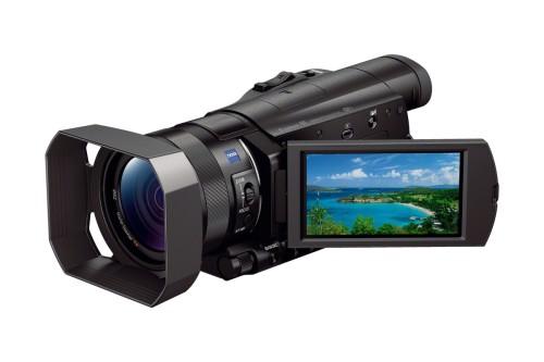 Sony AX100E