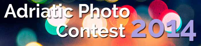 Adriatic Photo Contest 2014