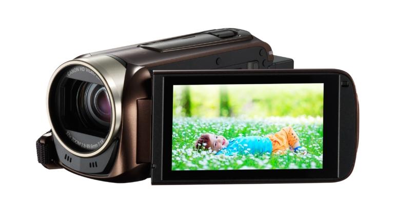 Riprendi e Condividi i tuoi ricordi con la nuova serie Canon LEGRIA HF R