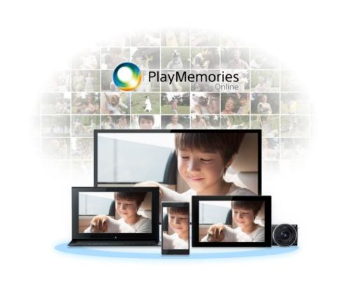 PlayMemories Online Representative Image