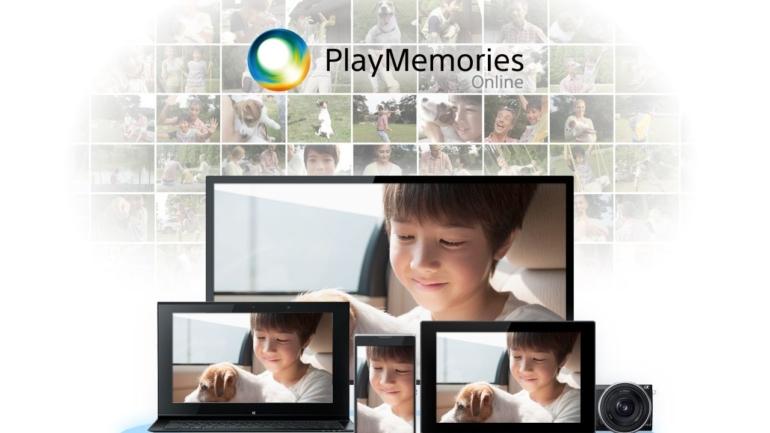 Nuove funzionalità per il servizio PlayMemories Online