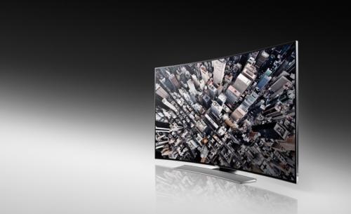 Samsung UHD Curved TV UHD U8500