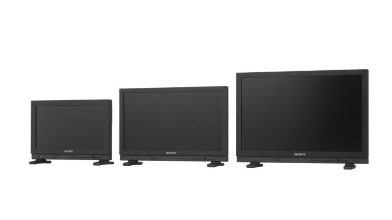 Sony lancia i monitor multiformato LCD leggeri e sottili con pannelli LCD Full HD