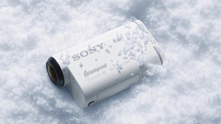 Mettiti alla prova con la nuova Action Cam di Sony