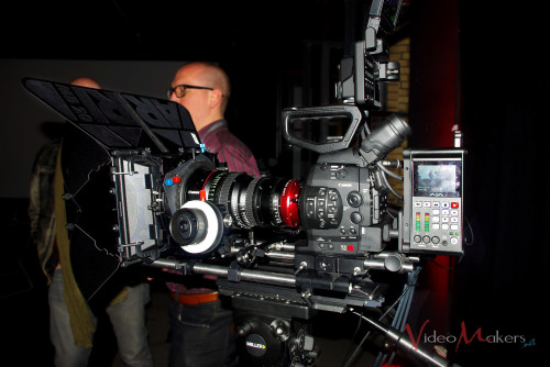Berrlinale 2014 - Canon C500