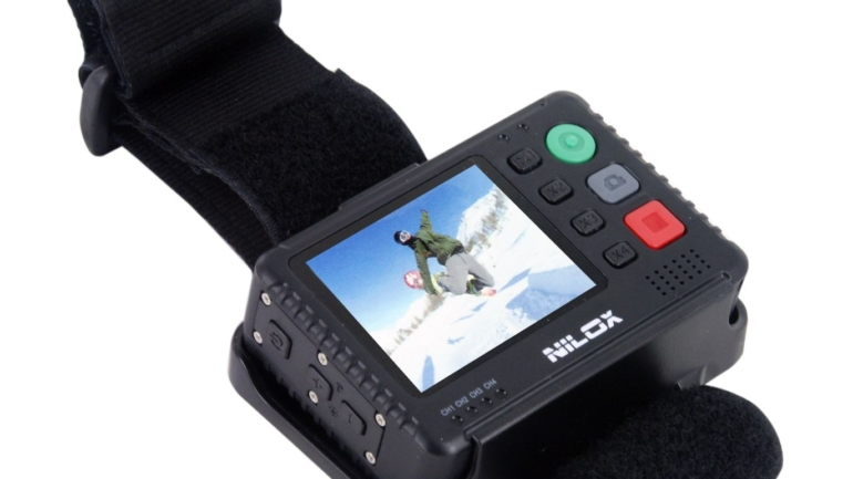 Nilox Hand Screen: vedere, sentire e comandare l'Action-Cam F-60 in modalità wireless