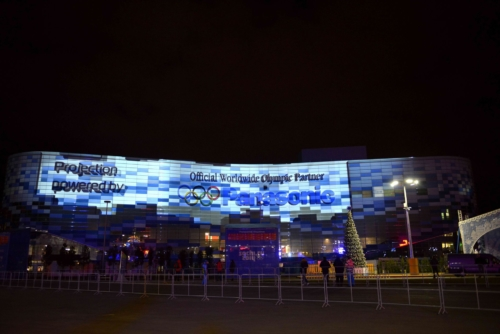 Panasonic Sochi 2014 - Projector