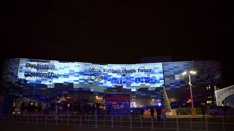 Panasonic fornisce l'attrezzatura audiovisiva per i giochi olimpici invernali di Sochi 2014