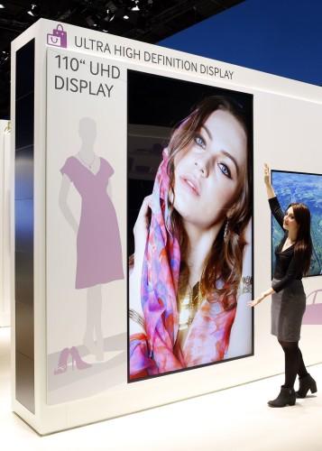 Samsung @ISE 2014
