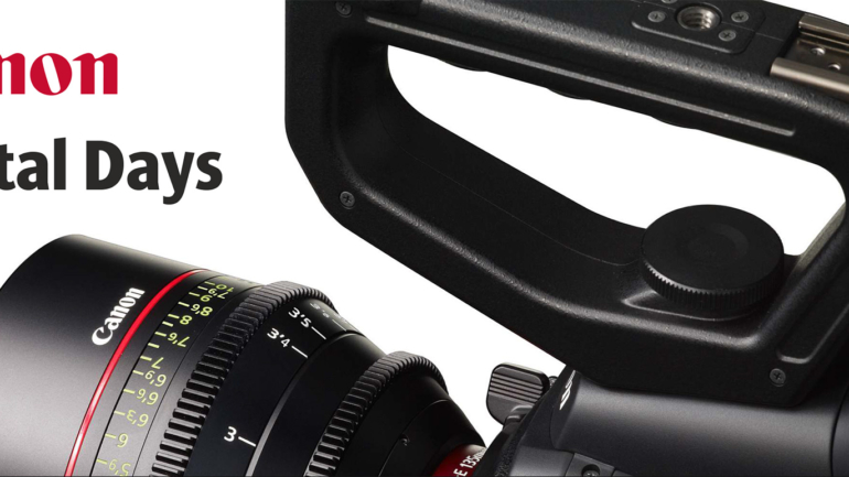 Canon ti invita ai Canon Rental Days!!