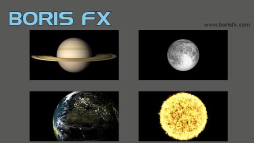 BorisFX OuterSpace