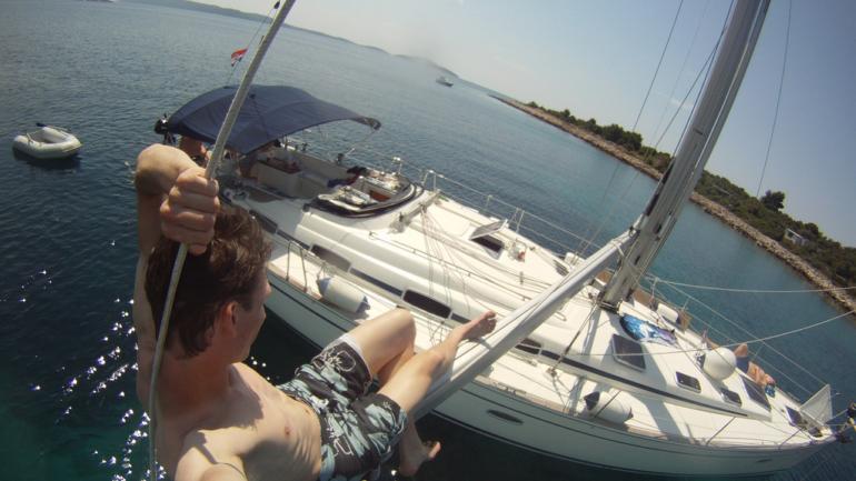 Tutti a bordo con GoPro e gli accessori per la nautica