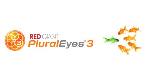 Red Giant PluralEyes 3.5 – Il miglior tool di sincronizzazione, diventa ancora più potente
