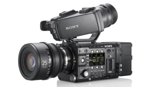 Sony CineAlta F5