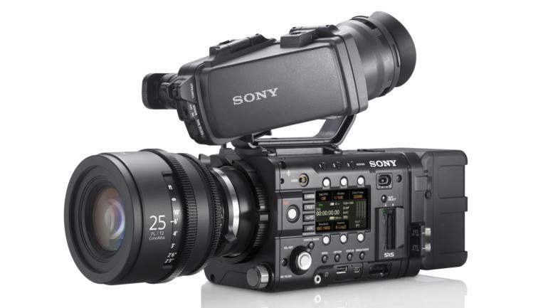 Le telecamere F5 ed F55 di Sony sono ora più flessibili che mai grazie all'aggiunta della registrazione ProRes