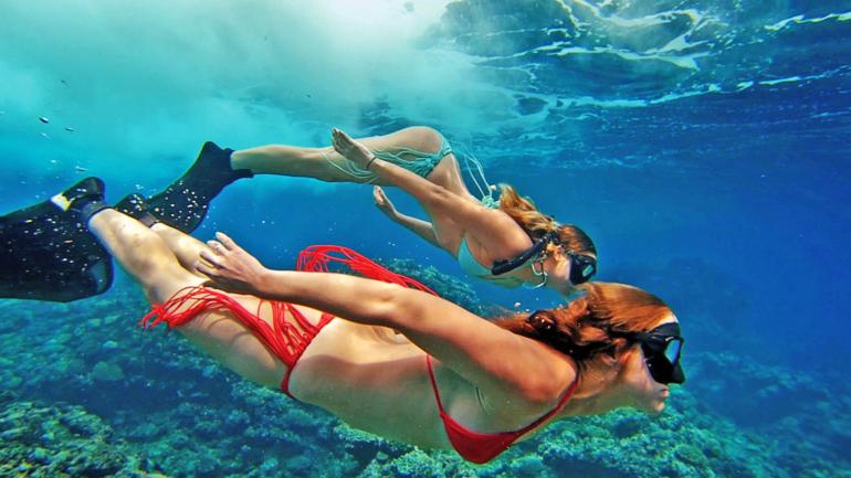 GoPro svela il mondo sottomarino
