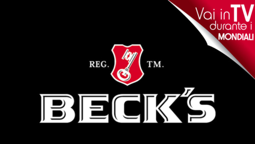 Beck's Celebrate Your Goals!