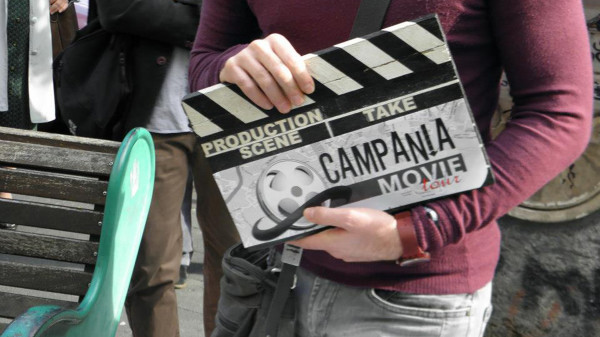 Campania Movie Tour
