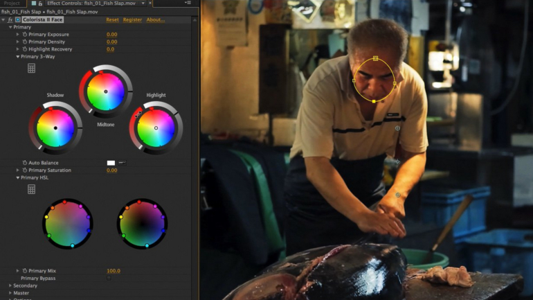 Il Color Grading in Adobe CC 2014 con Stu Maschwitz