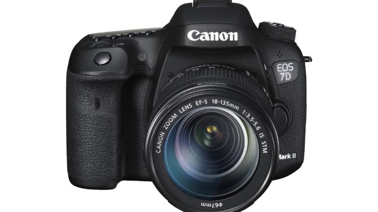 Nuova Canon EOS 7D Mark II:  progettata per la velocità