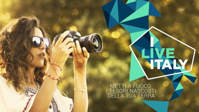 """Concorso """"I Live Italy"""""""