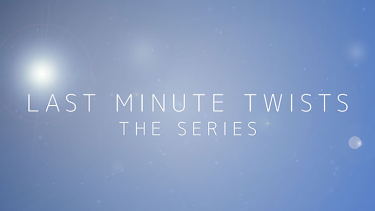"Last Minute Twists (LMT): Nasce la prima web series ""Social made"""