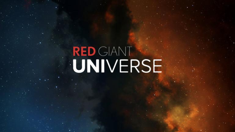Red Giant Universe: Aggiornamento 1.2