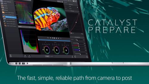Sony Catalyst Prepare