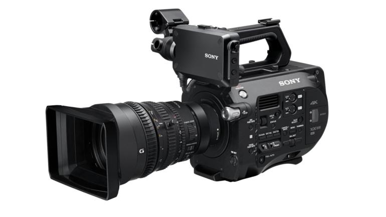 Sony PXW-FS7: nuova telecamera XDCAM 4K ultra portatile con sensore CMOS Super35