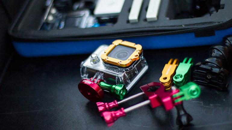 Impazza la GoPro mania: accessori Go4Fun resistenti e…irresistibili!