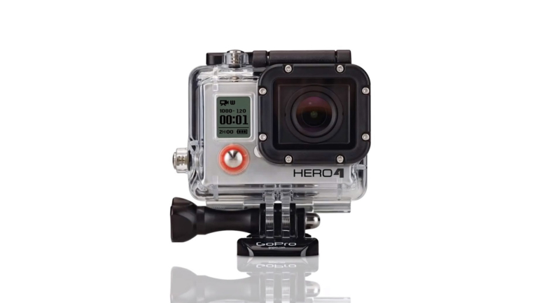 GoPro lancia HERO4 – La più potente camera in commercio