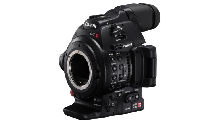 Canon EOS C100 Mark II: Nasce la nuova  generazione Cinema EOS