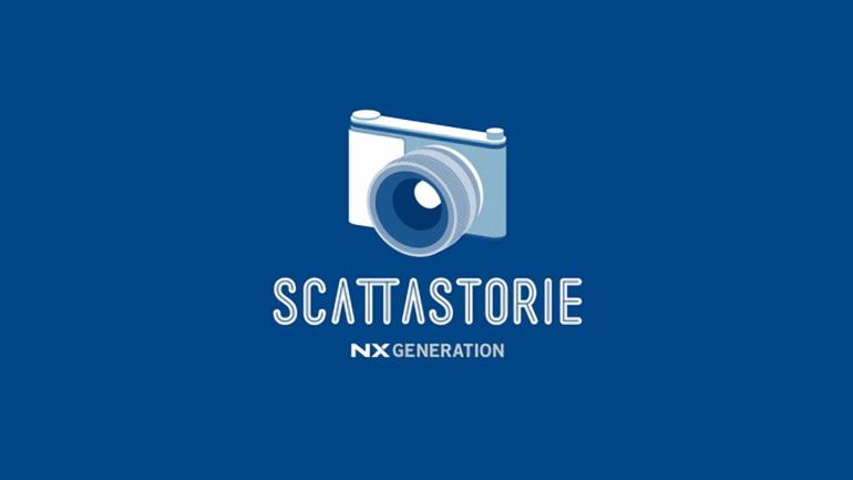 Samsung lancia SCATTASTORIE NX GENERATION,  il primo progetto multimediale dedicato al mondo della fotografia