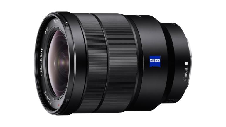 Da Sony il nuovo zoom grandangolare ZEISS 16-35mm F4 full-frame con attacco E