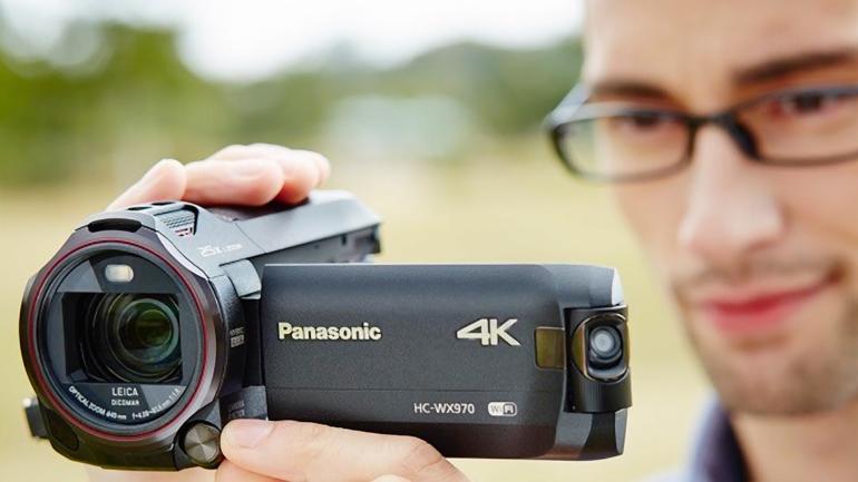 Nuovi orizzonti per la cinematografia con le videocamere Panasonic 4K e Full HD