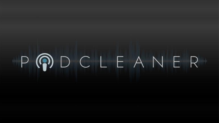 PodCleaner: rivoluzionaria applicazione per la pulizia dell'audio