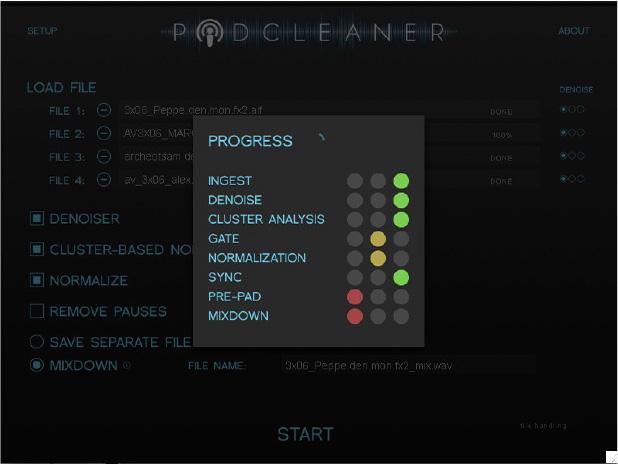PodCleaner