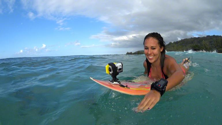 Sony FDR-X1000VR Action Cam 4K : avventure più che mai spettacolari