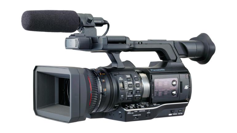 Panasonic annuncia un aggiornamento per AJ-PX270, il camcorder palmare P2HD