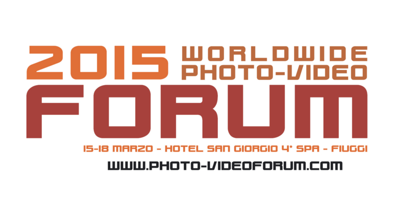 Photo-Video Forum 2015