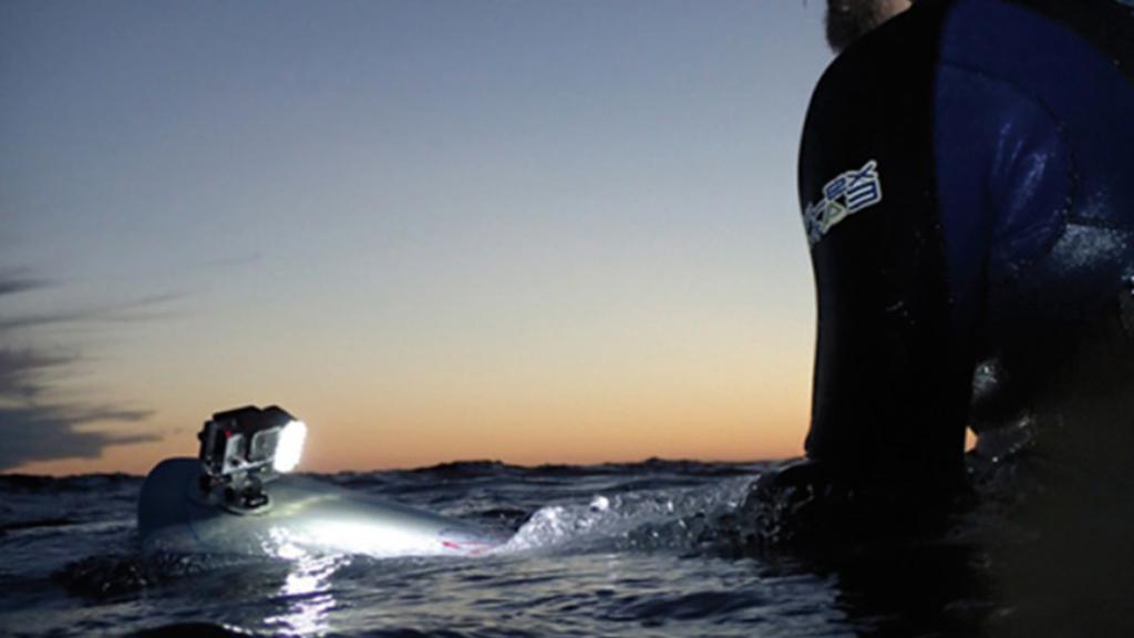 Qudos - Luce Subacquea GoPro