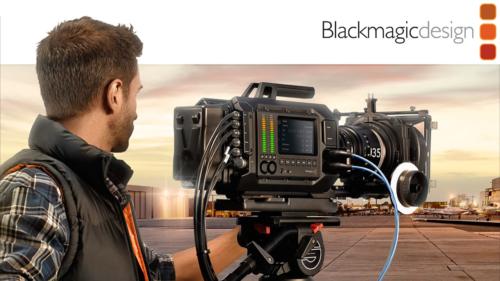 Blackmagic URSA 4.6K