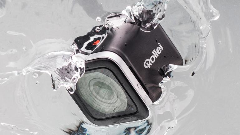 Rollei Actioncam 500 Sunrise: un piccolo formato per video ricchi di azione