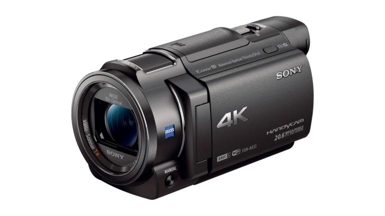 Sony amplia la gamma di Handycam® 4K