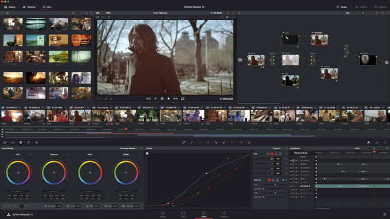 Cannes: I Film Corretti Con DaVinci Resolve Di Blackmagic Design
