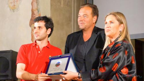 Film Spray 2015 - Premiazione Sebastiano Somma