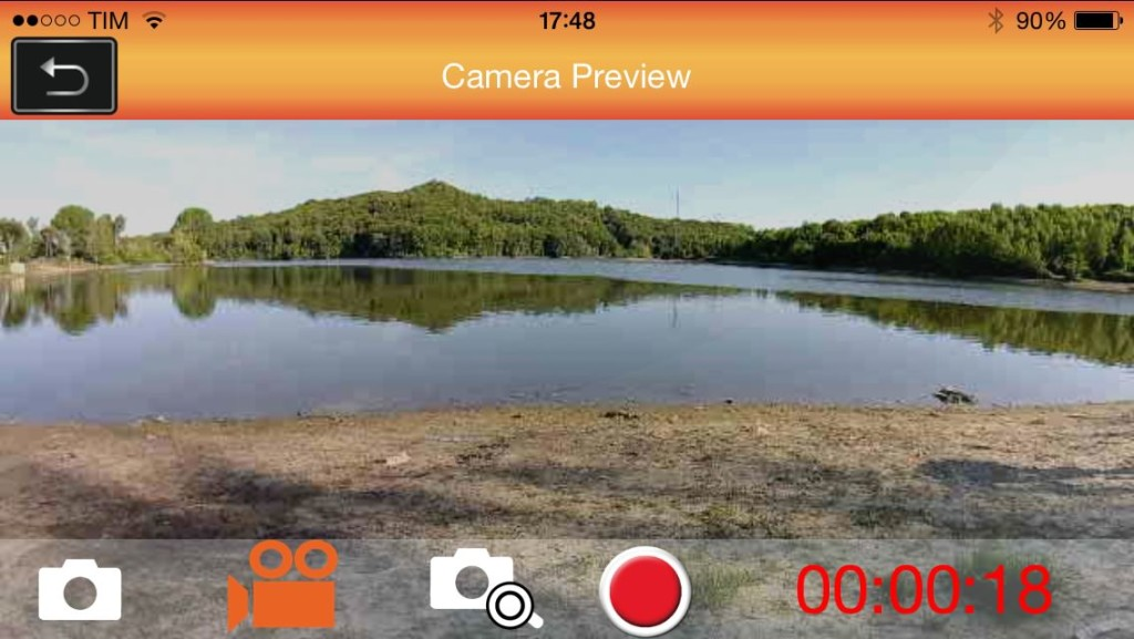 Rollei Actioncam 500 Sunrise