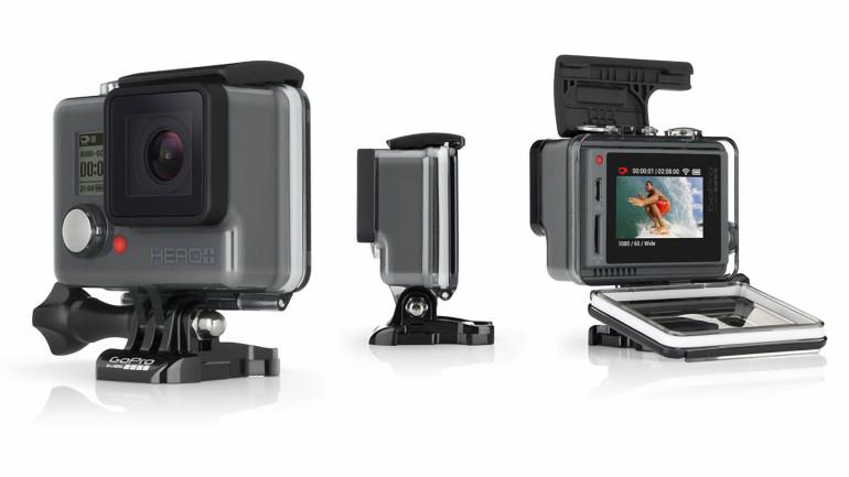 GoPro lancia la nuova HERO+ LCD con display touch e nuove funzioni