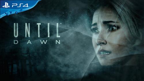 Sony PS4 - Until Dawn